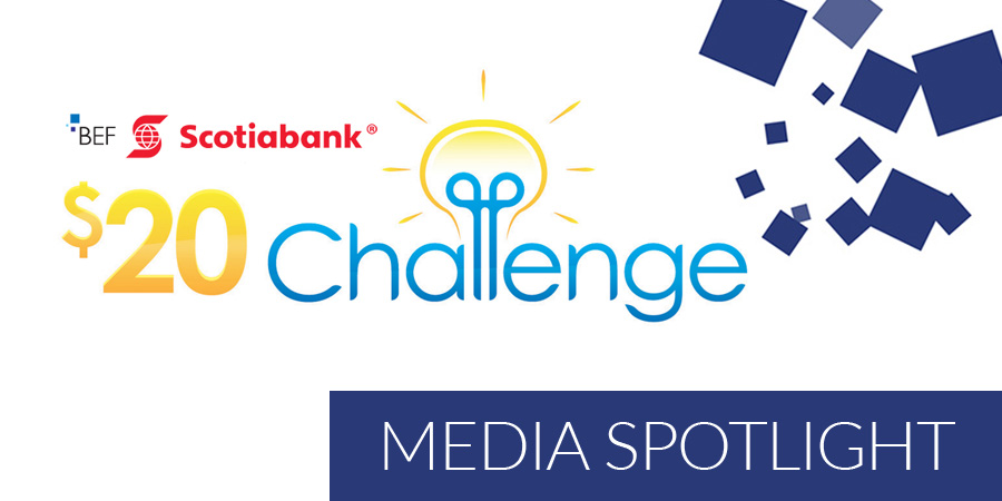 $20 Challenge 'Media Spotlight': Barbados Advocate